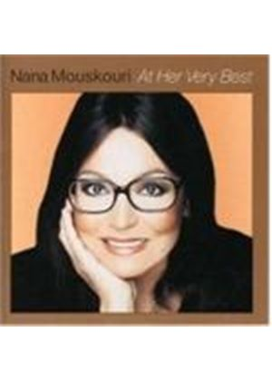 Nana Mouskouri - At Her Very Best (Music CD)
