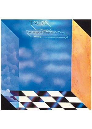 Traffic - Low Spark Of The High-Heeled Boys (Music CD)