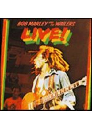 Bob Marley And The Wailers - Live At The Lyceum (Music CD)