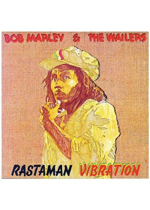 Bob Marley And The Wailers - Rastaman Vibration (Music CD)