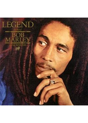 Bob Marley And The Wailers - Legend - The Best Of (Music CD)