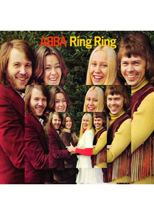 ABBA - Ring Ring (Music CD)