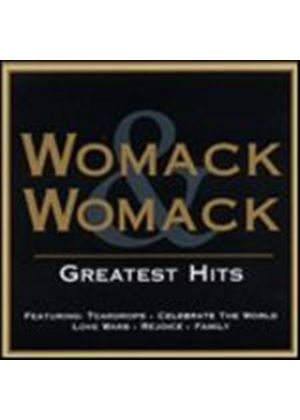 Womack And Womack - Greatest Hits (Music CD)