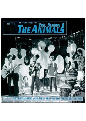 Eric Burdon & the Animals - Inside Out (The Best Of Eric Burdon & The Animals)