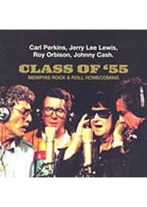 Orbison/Cash/Perkins/Lewis - Class Of 55 (Music CD)