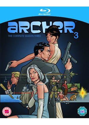 Archer - Season 3 (Blu-ray)