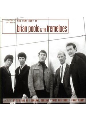 Brian Poole And The Tremeloes - The Very Best Of (Music CD)