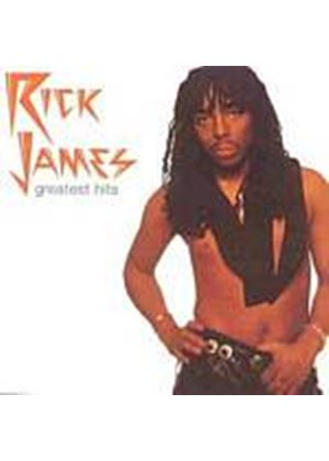 Rick James - Greatest Hits (Music CD)
