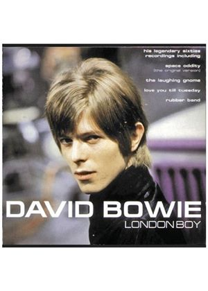 David Bowie - London Boy (Music CD)