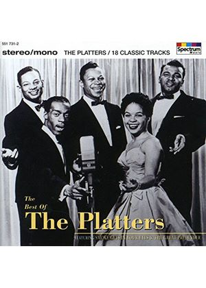 The Platters - Best Of (Music CD)