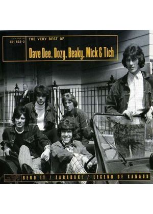 Dave Dee, Dozy, Beaky, Mick And Tich - The Very Best Of (Music CD)