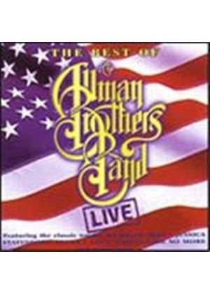 Allman Brothers - The Best of Allman Brothers Band Live (Music CD)