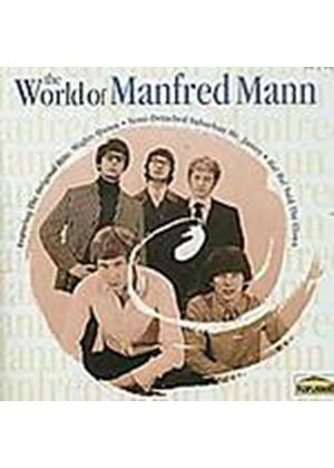 Manfred Mann - Very Best Of The Fontana Years (Music CD)