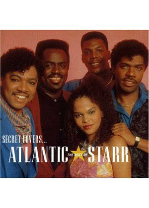 Atlantic Starr - Secret Lovers... The Best Of (Music CD)