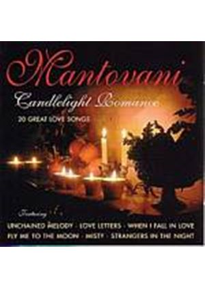 Mantovani And His Orchestra - Candlelight Romance (Music CD)