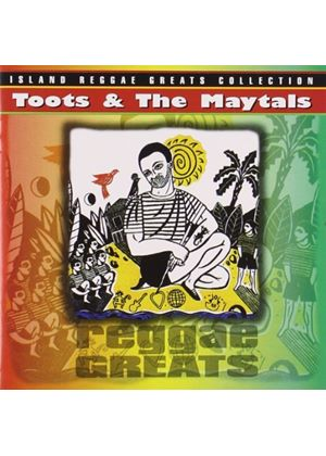Toots And The Maytals - Reggae Greats (Music CD)