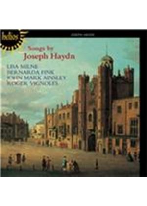Songs by Joseph Haydn (Music CD)