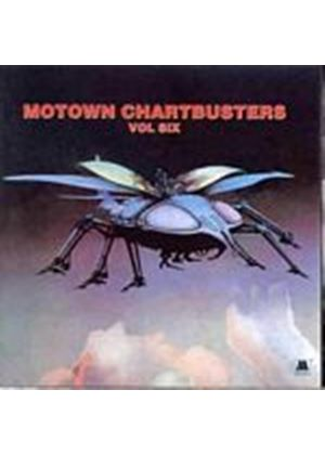 Various Artists - Motown Chartbusters Volume 6 (Music CD)