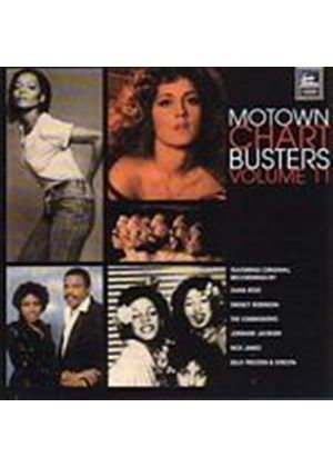 Various Artists - Motown Chartbusters - Volume 11 (Music CD)