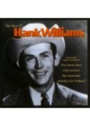 Hank Williams Snr. - The Best Of (Music CD)