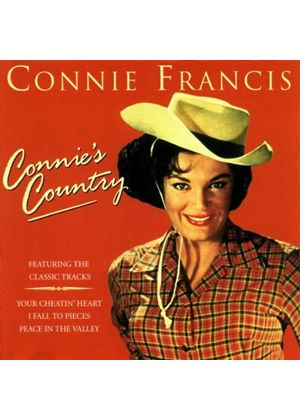 Connie Francis - Connies Country (Music CD)
