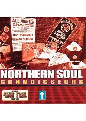 Various Artists - Northern Soul Connoisseurs (Music CD)