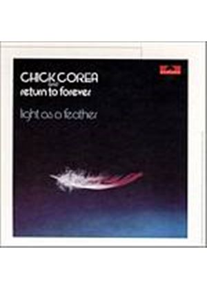 Chick Corea - Light As A Feather (Music CD)