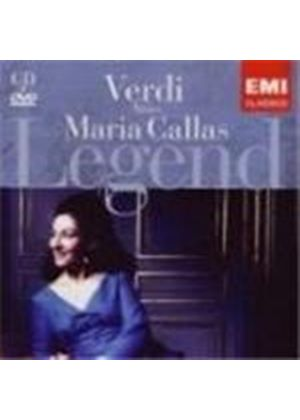 Maria Callas sings Arias (+DVD)