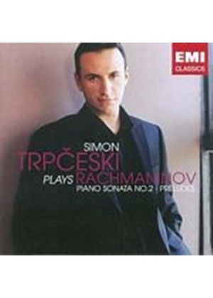 Sergey Rachmaninov - Simon Trpceski Plays Rachmaninov (Music CD)