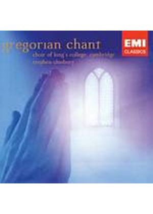 Choir Of Kings College Cambridge - Gregorian Chant (Music CD)