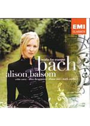 Johann Sebastian Bach - Trumpet And Organ (Balsom) (Music CD)