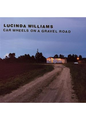Lucinda Williams - Car Wheels On A Gravel Road (Music CD)