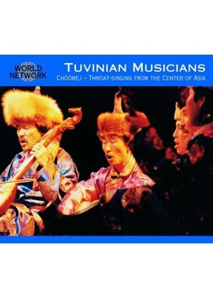 Various Artists - Central Asia-Choomej-Throat Singing