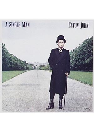 Elton John - A Single Man (Music CD)