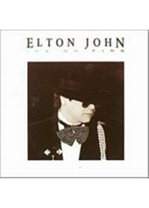 Elton John - Ice On Fire (Music CD)