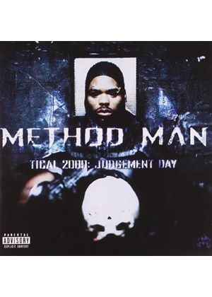 Method Man - Tical 2000: Judgement Day (Music CD)