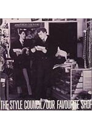 The Style Council - Our Favourite Shop (Music CD)