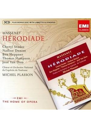 Massenet: Hérodiade (Music CD)