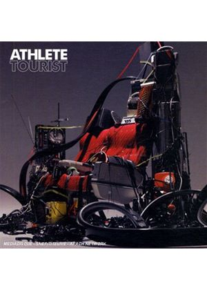Athlete - Tourist (Music CD)