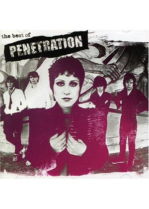 Penetration - The Best Of Penetration (Music CD)