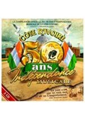 Various Artists - Cote D'Ivoire 50 And Independence Musicale (Music CD)