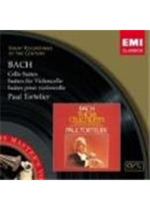 Bach: Cello Suites (2 CD) (Music CD)