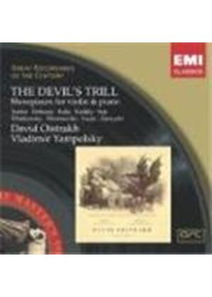 (The) Devil's Trill - Showpieces for Violin & Piano