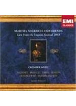 Martha Argerich - Live from the Lugano Festival