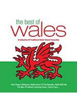 Various Artists - The Best Of Wales (Music CD)