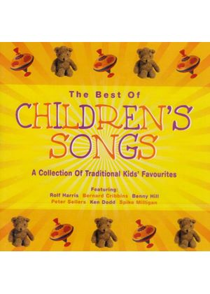 Various Artists - The Best Of Childrens Songs (Music CD)