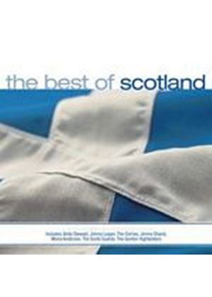 Various Artists - The Best Of Scotland (Music CD)