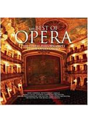 Various Artists - The Best Of Opera (Music CD)