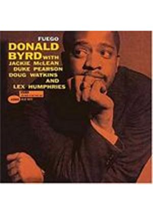 Donald Byrd - Fuego (RVG Edition) (Music CD)