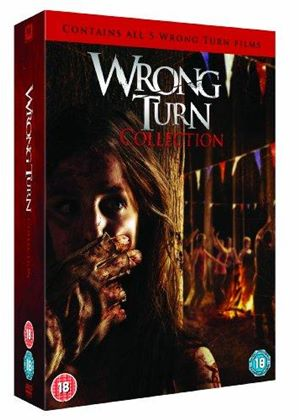 Wrong Turn 1-5 Boxset